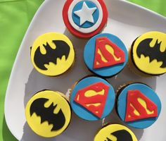 Superhero Bday - WhatWouldGwynethDo