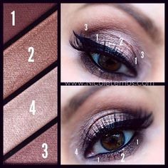 """Mary Kay NEW Eye Quad Color shown in """"Sandstorm"""" - launching Nov 15!  Shop: www.marykay.com/LaShon"""