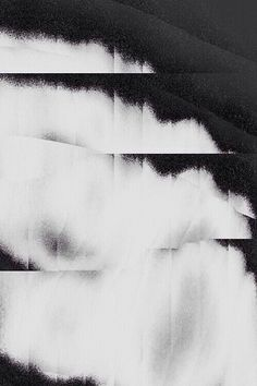 Tom Pregiato - black and white abstract art Black And White Abstract, White Art, Black White, Arte Yin Yang, Art Blanc, Image Tumblr, Monochrom, Art Abstrait, Grafik Design