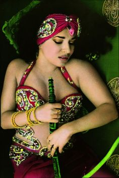 Natacha Atlas - You Only Live Twice Love Photography, Portrait Photography, Fashion Photography, Natacha Atlas, Henry Darger, Smoking, Value In Art, Belly Dance Outfit, Expo