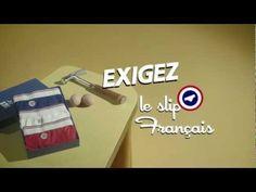 Este anúncio da marca de roupa interior Les Slip Français é muito estranho e cómico! Seria mais um anúncio para incluir na categoria WTF!    De onde veio a ideia de juntar uma mulher, quatro ovos e um martelo, para promover um produto tão básico como uma cueca?    http://anunciosdatv.com/site/2012/11/le-slip-francais-cueca-chique/