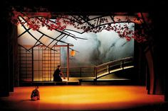 Production: Madame Butterfly Company: Northern Ballet Theatre Year: 2001 Directed by: David Nixon Composer : Puccini Lighting Design by: Peter Mumford Costume Design by: David Nixon Set designed by: Ali Allen