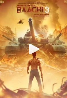 Baaghi 3 Trailer: Tiger Shroff stands alone against Syria to protect his family.