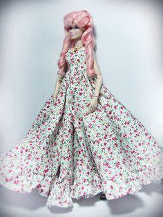 Flower Dress   par Stellas Dolls