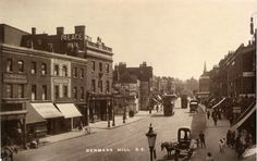 Camberwell Palace and Empire