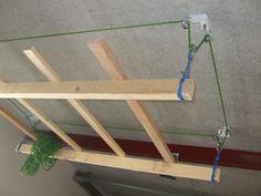 Reifen- oder auch Tischplatten-Lift Bauanleitung zum selber bauen