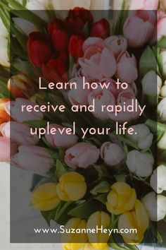 Learning to receive is an essential part of living a more peaceful, spiritual…