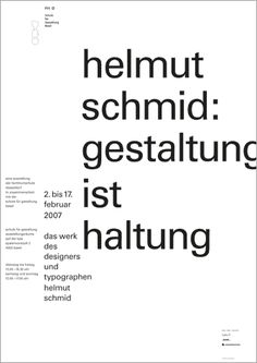 Helmut Schmid in Basel