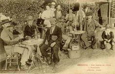 Montmarte 1890's