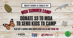 Jiffy Lube and the Muscular Dystrophy Association (MDA) are teaming up again this summer for the 6th annual MUSCLE UP! campaign. Each August for the past five years, Jiffy Lube has campaigned in su…