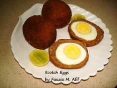 Delightful kababs with boiled egg in the center. You can use a whole egg as displayed in the pic, or halve it for each kabab or even slice it for thinner kababs.