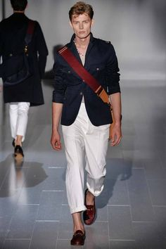 Gucci | Spring 2015 Menswear Collection | Style.com
