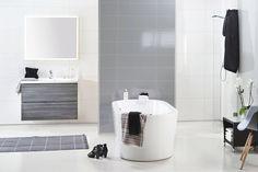 4115 HG F05 London og 3091 HG F01 Denver White (1) Bathroom, Bathtub, White, Home