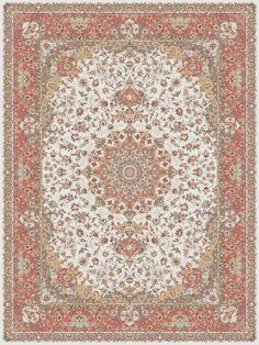 Pink Persian Carpet