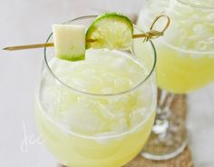    Summer Drink: Mango Limeade    sphericool.net    #IceBallMaker #Sphericool #IceMold #MixedDrinks #IceBallMold #Whiskey #Cocktails #IcedCoffee #Ice #IceBall #SphereIce #IceSphere #IcedDrinks #OnTheRocks #Amazon