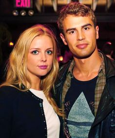 theo james and ruth kearney | 1/1