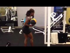Figure Competition Training: HIIT Circuit #2
