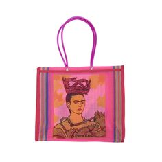 Medium xxxxtrouvafrida kahlo shopping bag
