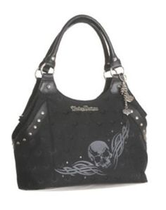 Harley Davidson...i have and i love...i have wallet and change purse too...love... love ...love