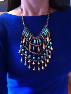 www.stelladot.com/rhondabrown      The Malta is my favourite Summer piece!   #stylediva #funwithcolour