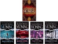 The Fever Series by Karen Marie Moning  Usually its the hero that captures my heart, but 'Mac' is Awesome!  Ok, Yes I love Barrons too.  :)