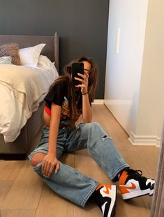 VSCO - Create, discover, and connect Tumblr Outfits, Edgy Outfits, Cute Casual Outfits, Mode Outfits, Retro Outfits, Fashion Outfits, Fashion Boots, Beach Outfits, Outfits With Jordans