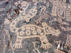 Toro Muerto Petroglyphs - Arequipa Peru