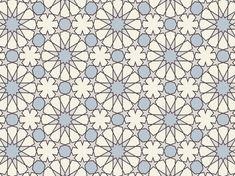 Arabesque 34 pattern by Yascine. Islamic Art Pattern, Arabic Pattern, Pattern Art, Pattern Design, Geometric Designs, Geometric Art, Islamic Designs, Power Point Design Free, Textures Patterns