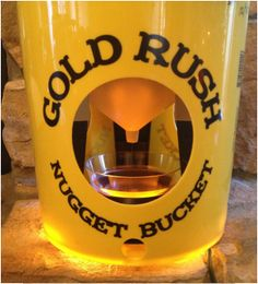 The Gold Rush Nugget Bucket is a safe and fun outdoor activity for anyone!