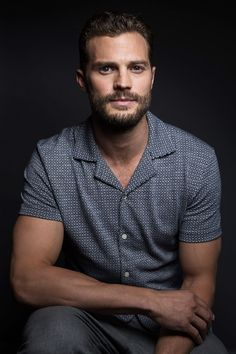"""He's back at the top! Winning our Sexiest Man crown in 2015, you've voted [link url=""""http://www.glamourmagazine.co.uk/person/jamie-dornan/""""]Jamie Dornan[/link] your King Of Hotness for 2017. [b]Age:[/b] 34 [b]Single?[/b] The Northern-Irish star has been married to Amelia Warner since 2013. [b]See Him Next: [/b] Praise the lord, Jamie will be knotting his silver-grey tie again come Valentine's 2017, in [i]Fifty Shades Darker[/i]. [b]WANT [i]MORE[/i] SEXY MEN? CHECK OUT OUR [link…"""