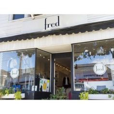 An exclusive Living Greenwich promotion: $100 Certificate redeemable at fred boutique for only $80. Click through below to purchase this offer now and take advantage of these holiday savings for the latest in women's fashions and accessories from top designers like Milly, Vince, Joie, Rebecca Taylor and many more.