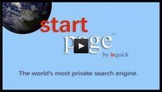 StartPage Proxy Explained