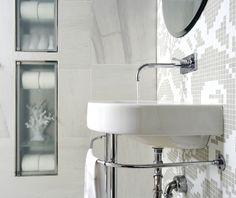 Bath by Karin H Edwards Interiors. #Duravit #axorhansgrohe