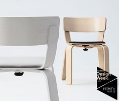 The Bento Chair By 'Form Us With Love' For One Nordic Furniture Company