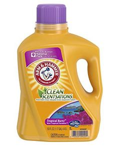 The Best and Worst Smelling Laundry Detergents - Scented Laundry Detergent Baby Laundry Detergent, Eco Friendly Laundry Detergent, Natural Laundry Detergent, Laundry Pods, Fabric Softener, College House, Cleaning Products, Kitchen Tips, Homemaking