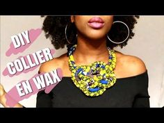 How-to DIY African rope Necklace/bangles. EASY NO-SEW - YouTube