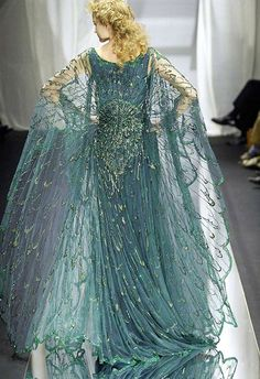 Fashion is Art?...Zuhair Murad Haute Couture, 2007.