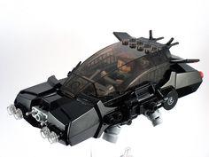Aerodyne Hovercar by -zenn on EB