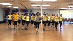 Las Mamies - Zumba - Choreo by Danielle's Habibis