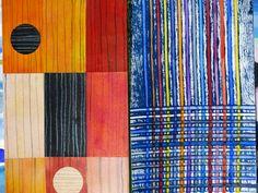 Post Kunst Werk Flag, Painting, Art, Paint Stripes, Colors, Art Background, Painting Art, Kunst, Science