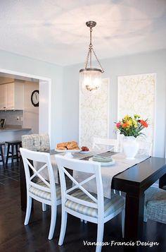 small dining room ...