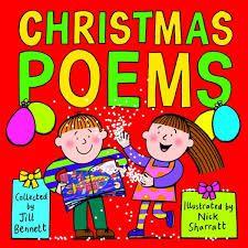 Resultado de imagen para christmas poems for preschoolers