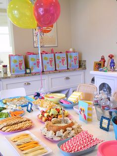 Give a Hoot! Baby Shower