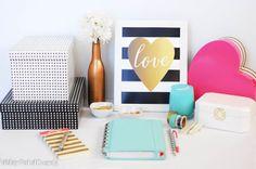 Heart Gift Box from Target! # Sprtiz
