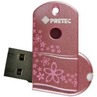 I-Disk Tiny Sakura 1 GB (PGIFTSO374) - Perkal Corporate Gifts