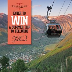 Woo hoo! Our #TellurideBucketList contest is here! Tell us why a #Telluride trip is at the top of your bucket list and be entered to win a trip to Telluride with lodging provided by The Hotel Telluride and a fly fishing adventure provided by Telluride Sports. Enter at https://www.facebook.com/VisitTelluride?v=app_306225262780703&rest=1  #TellurideBucketList #Telluride