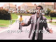 Alex Campos Lenguaje de Amor  (LETRA)