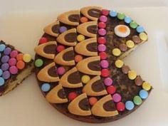 Gâteau d'anniversaire « poisson » (au Thermomix) - par Lesrecettesdemaud