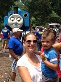 Secrets of a Momaholic: A Day Out With Thomas