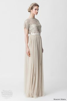 Makany Marta Wedding Dresses — Midsummer Night's Dream Bridal Collection